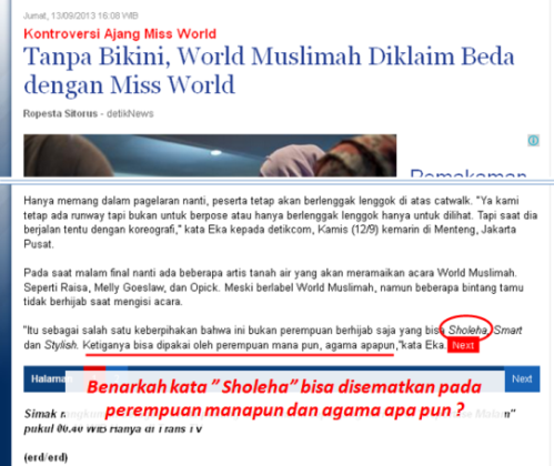 World Muslimah