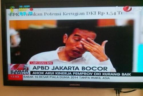 APBD DKI Jokowi
