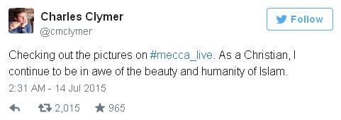 @cmclymer, #mecca_live