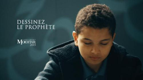 Dessinez le Prophete